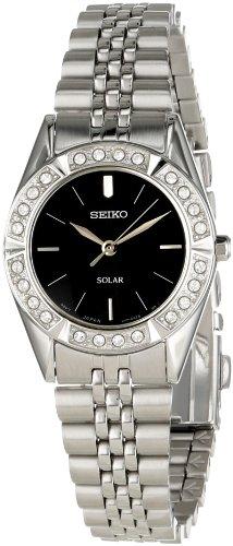 セイコー 腕時計 レディース SUP091 【送料無料】Seiko Women's SUP091 Dress Solar Classic Solar Watchセイコー 腕時計 レディース SUP091