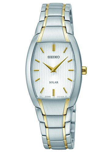 セイコー 腕時計 レディース SUP260 Seiko Women's SUP260 Analog Display Analog Quartz Two Tone Watchセイコー 腕時計 レディース SUP260