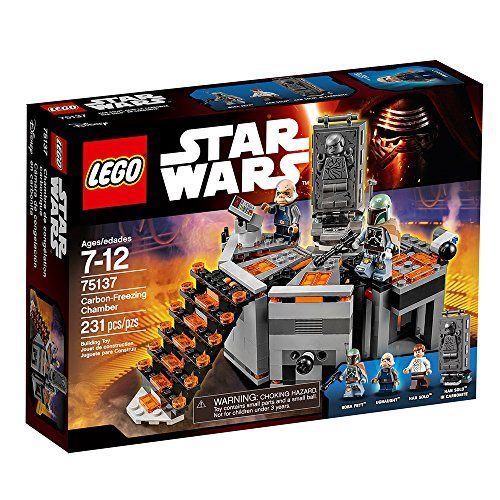 レゴ スターウォーズ 6135777 【送料無料】LEGO STAR WARS Carbon-Freezing Chamber 75137 Star Wars Toyレゴ スターウォーズ 6135777