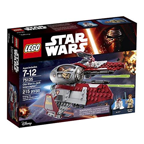 レゴ スターウォーズ 6135742 LEGO Star Wars Obi-Wan??s Jedi Interceptor 75135レゴ スターウォーズ 6135742