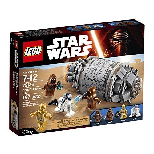 レゴ スターウォーズ 6135751 【送料無料】LEGO Star Wars Droid Escape Pod 75136レゴ スターウォーズ 6135751