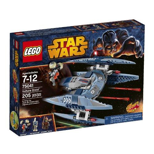 レゴ スターウォーズ 6061120 LEGO Star Wars 75041 Vulture Droidレゴ スターウォーズ 6061120