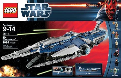レゴ スターウォーズ by 4654372 Star LEGO Star Wars 9515 4654372 The Malevolence (Discontinued by manufacturer)レゴ スターウォーズ 4654372, つえ子の素敵な杖屋さん:81fa3a3b --- m2cweb.com