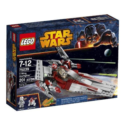 レゴ スターウォーズ 6060937 LEGO Star Wars 75039 V-Wing Starfighterレゴ スターウォーズ 6060937