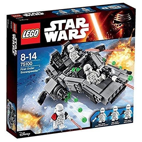 レゴ スターウォーズ 75100 Lego 75100 [Star Wars First Order Snow Speeder]レゴ スターウォーズ 75100