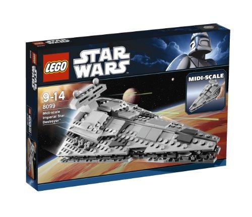 レゴ スターウォーズ 8099 LEGO Star Wars Midi-Scale Imperial Star Destroyer (8099)レゴ スターウォーズ 8099