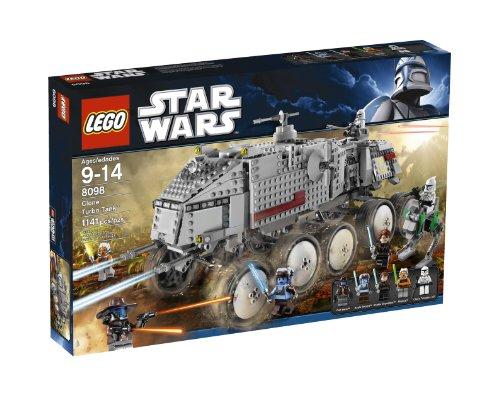 レゴ スターウォーズ 4567494 【送料無料】LEGO Star Wars Clone Turbo Tank (8098)レゴ スターウォーズ 4567494