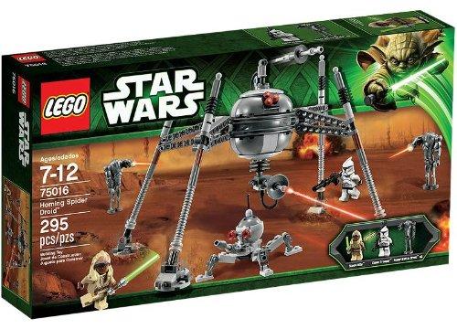レゴ スターウォーズ 6025089 LEGO Star Wars Homing Spider Droid 75016レゴ スターウォーズ 6025089
