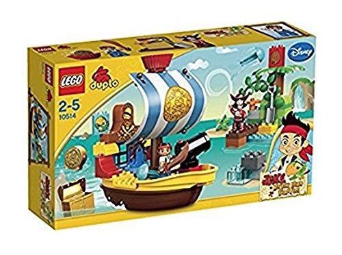 レゴ デュプロ 10514 LEGO DUPLO 10514: Jake's Pirate Ship Buckyレゴ デュプロ 10514