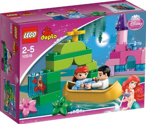 レゴ Boat デュプロ 10516 10516 Duplo Princess - Ariel's Magical Boat Duplo Ride - 10516レゴ デュプロ 10516, 原宿フリージア:87d3f446 --- krianta.ru