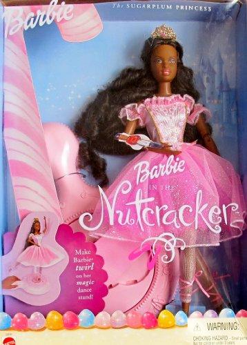 バービー バービー人形 日本未発売 BARBIE in The Nutcracker SUGARPLUM PRINCESS DOLL AA w DANCE STAND (2001)バービー バービー人形 日本未発売