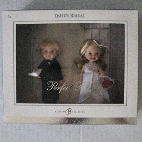 バービー バービー人形 チェルシー スキッパー ステイシー David's Bridal Perfect Pair -Tommy Doll and Kelly Dollバービー バービー人形 チェルシー スキッパー ステイシー