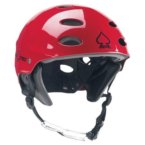 ウォーターヘルメット 安全 マリンスポーツ サーフィン ウェイクボード 1048315 【送料無料】ProTec Ace Wake (Red, X Small)ウォーターヘルメット 安全 マリンスポーツ サーフィン ウェイクボード 1048315