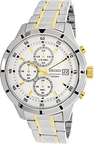セイコー 腕時計 メンズ SKS563P1 Seiko Men's SKS563 Silver Stainless-Steel Quartz Sport Watchセイコー 腕時計 メンズ SKS563P1