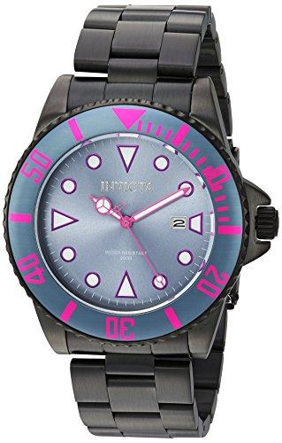 インヴィクタ インビクタ プロダイバー 腕時計 メンズ 90301 Invicta Men's Pro Diver Quartz Watch with Stainless-Steel Strap, Black, 9 (Model: 90301)インヴィクタ インビクタ プロダイバー 腕時計 メンズ 90301