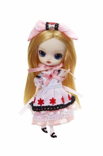 プーリップドール 人形 ドール F-242 Little Dal+ Pink Alice 4.25