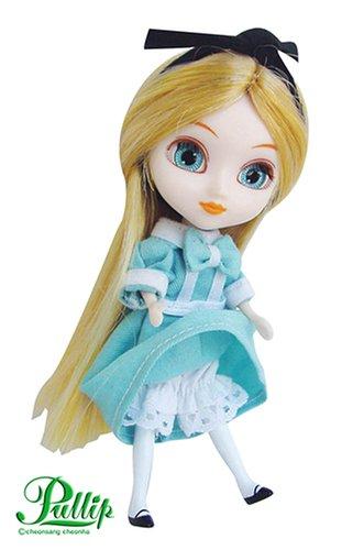 プーリップドール 人形 ドール 【送料無料】Little Pullip / Fantastic Alice (blue) Fantastic Alice (Blue) F-807 (japan import) by Groov-eプーリップドール 人形 ドール