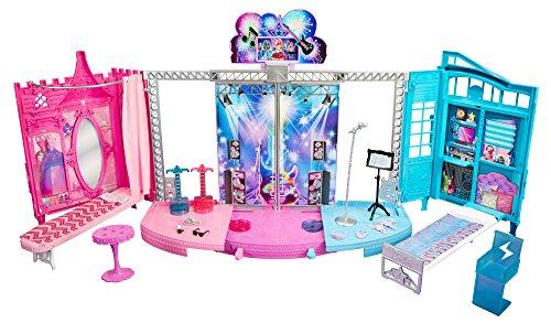 バービー バービー人形 日本未発売 プレイセット アクセサリ CKB78 Barbie Rock-n-royals Transforming Stage Playsetバービー バービー人形 日本未発売 プレイセット アクセサリ CKB78