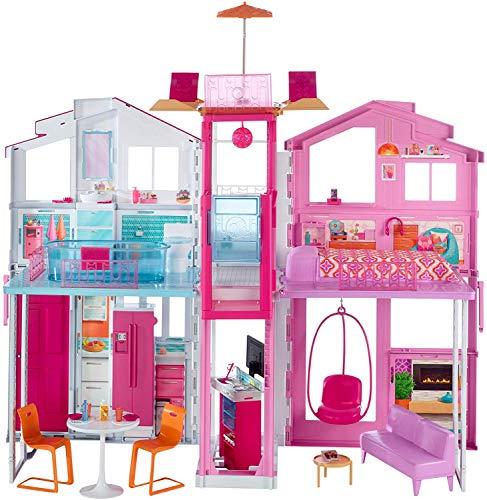 バービー バービー人形 日本未発売 プレイセット アクセサリ DLY32 Barbie Pink Passport 3 Story Townhouseバービー バービー人形 日本未発売 プレイセット アクセサリ DLY32