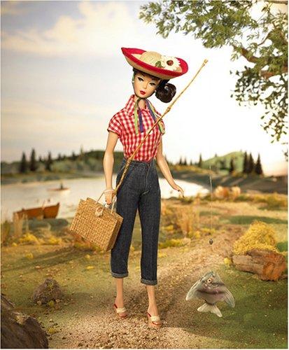 バービー バービー人形 バービーコレクター コレクタブルバービー プラチナレーベル J4260 Barbie Doll Reproduction Picnic Set Gold Labelバービー バービー人形 バービーコレクター コレクタブルバービー プラチナレーベル J4260