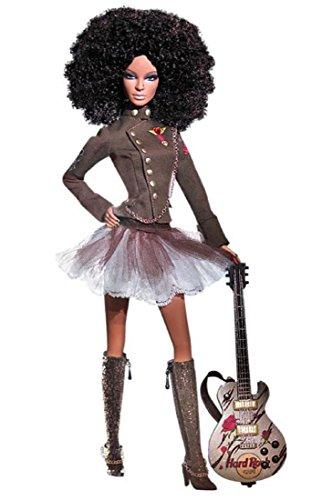 バービー バービー人形 バービーコレクター コレクタブルバービー プラチナレーベル K7946 Hard Rock Cafe Barbie Doll Gold Labelバービー バービー人形 バービーコレクター コレクタブルバービー プラチナレーベル K7946