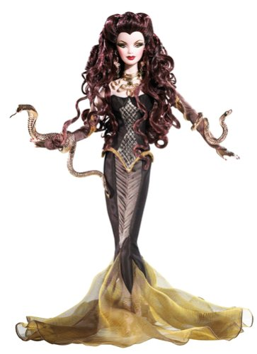バービー バービー人形 バービーコレクター コレクタブルバービー プラチナレーベル M9961 Barbie Collector MEDUSA Dollバービー バービー人形 バービーコレクター コレクタブルバービー プラチナレーベル M9961