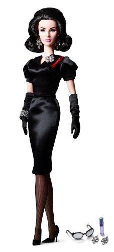 バービー バービー人形 バービーコレクター コレクタブルバービー プラチナレーベル Barbie collector Violet Eyes Elizabeth Taylor Doll (Gold Label) (W3495)バービー バービー人形 バービーコレクター コレクタブルバービー プラチナレーベル