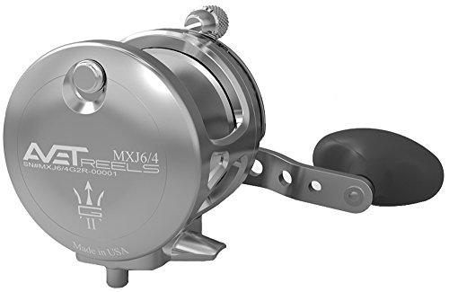 リール AVET 釣り道具 フィッシング Avet MXJ6/4 G2 Silver Lever Drag Casting Reelリール AVET 釣り道具 フィッシング