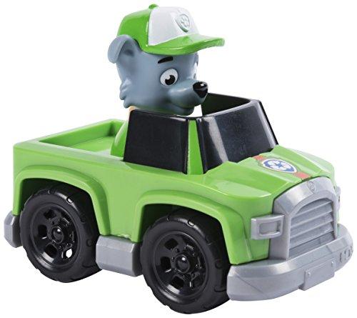 パウパトロール アメリカ直輸入 英語 バイリンガル育児 おもちゃ 20075012 Paw Patrol Rescue Racer Rockyパウパトロール アメリカ直輸入 英語 バイリンガル育児 おもちゃ 20075012