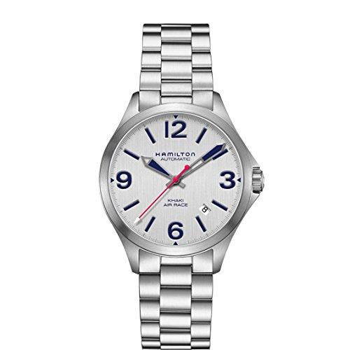 ハミルトン 腕時計 メンズ Hamilton-H76225151_E1 【送料無料】Hamilton Khaki Aviation Air Race Automatic Men's Watch H76225151ハミルトン 腕時計 メンズ Hamilton-H76225151_E1