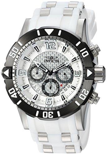インヴィクタ インビクタ プロダイバー 腕時計 メンズ 23697 【送料無料】Invicta Men's Pro Diver Stainless Steel Quartz Diving Watch with Polyurethane Strap, Two Tone, 26 (Model: 23697)インヴィクタ インビクタ プロダイバー 腕時計 メンズ 23697