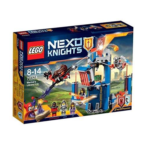 レゴ 70324 ネックスナイツ Merlock's 70324 LEGO Nexo Nexo Knights 70324 Merlock's Library 2.0レゴ ネックスナイツ 70324, 酒楽SHOP:210924c4 --- m2cweb.com