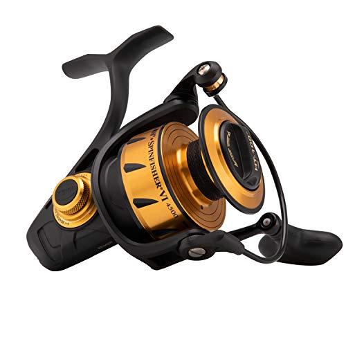 リール ペン Penn 釣り道具 フィッシング 1259871 Penn 1259871 Spinfisher V Spinning Fishing Reel, 4500リール ペン Penn 釣り道具 フィッシング 1259871