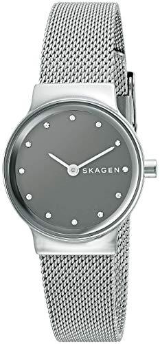 スカーゲン 腕時計 レディース SKW2667 【送料無料】Skagen Women's Freja Quartz Stainless Steel Mesh Casual Watch, Color: Silver-Tone (Model: SKW2667)スカーゲン 腕時計 レディース SKW2667