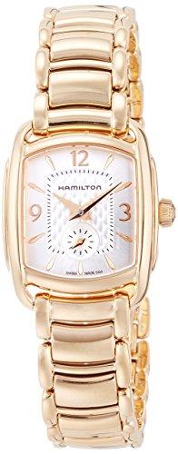 ハミルトン 腕時計 レディース H12341155 【送料無料】Hamilton Women's Analogue Quartz Watch with Stainless Steel Strap H12341155ハミルトン 腕時計 レディース H12341155