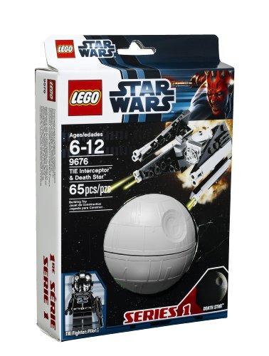 レゴ スターウォーズ 4654415 LEGO Star Wars Tie Interceptor and Death Star 9676レゴ スターウォーズ 4654415