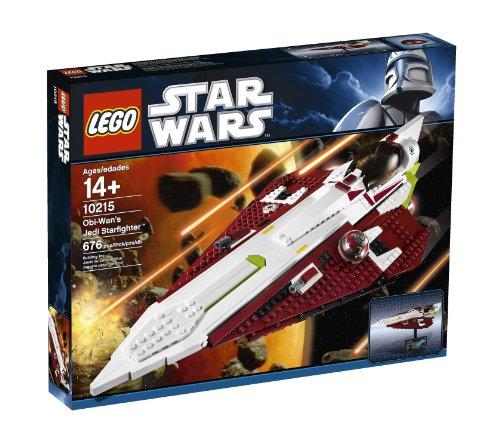 レゴ スターウォーズ 4559647 LEGO? Star Wars Obi-Wan's Jedi Starfighter (10215)レゴ スターウォーズ 4559647