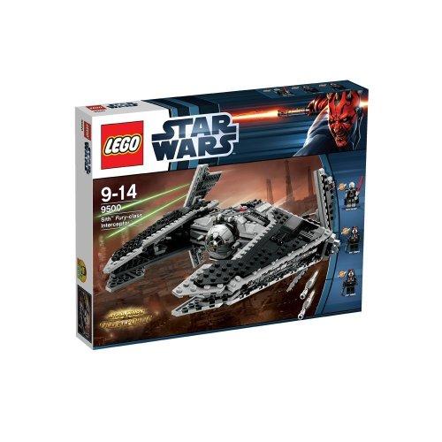 レゴ スターウォーズ 9500 LEGO Star Wars: Fury Class Interceptor #9500レゴ スターウォーズ 9500