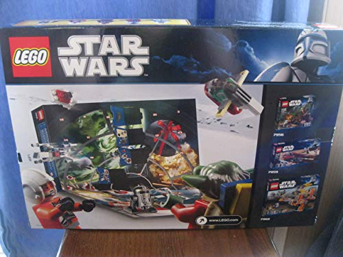 レゴ スターウォーズ 4611458 LEGO Star Wars(TM) Advent Calendar 7958(Discontinued by manufacturer)レゴ スターウォーズ 4611458