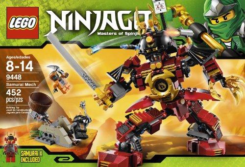 レゴ ニンジャゴー 4653081 LEGO Ninjago 9448 Samurai Mechレゴ ニンジャゴー 4653081