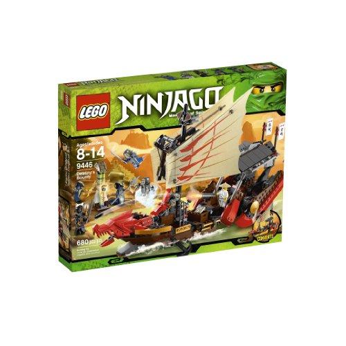 レゴ ニンジャゴー 4653072 LEGO Ninjago Destiny's Bounty 9446レゴ ニンジャゴー 4653072