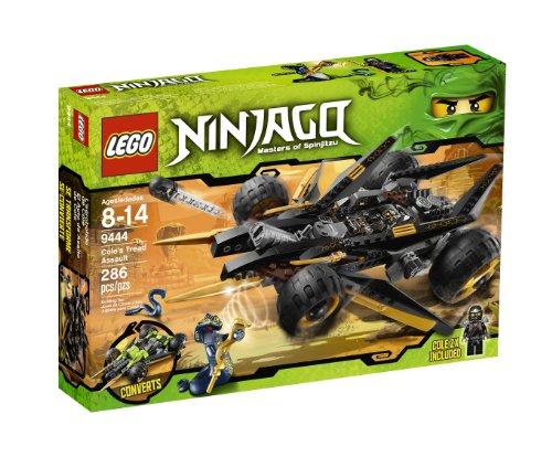 レゴ ニンジャゴー 4652931 【送料無料】LEGO Ninjago Cole's Tread Assault 9444レゴ ニンジャゴー 4652931
