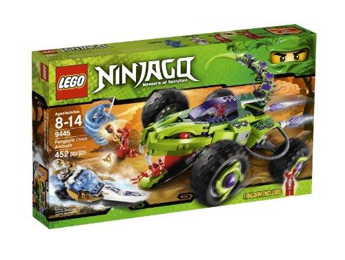 レゴ ニンジャゴー 4653053 LEGO Ninjago Fangpyre Truck Ambush 9445レゴ ニンジャゴー 4653053