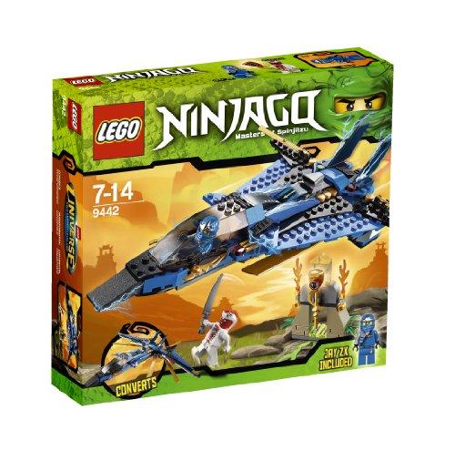 レゴ ニンジャゴー 307840 LEGO Ninjago Jays Storm Fighter 9442レゴ ニンジャゴー 307840