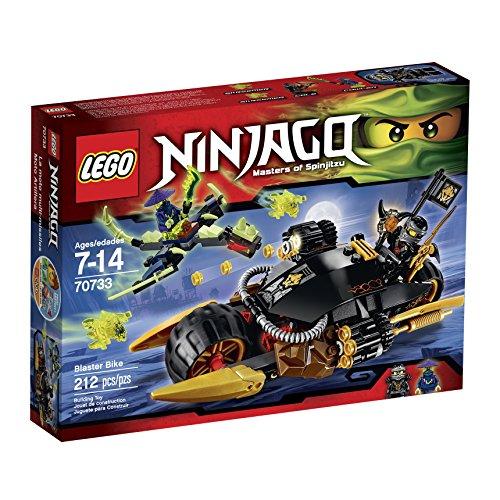 レゴ ニンジャゴー 6099834 LEGO Ninjago 70733 Blaster Bike Building Kitレゴ ニンジャゴー 6099834