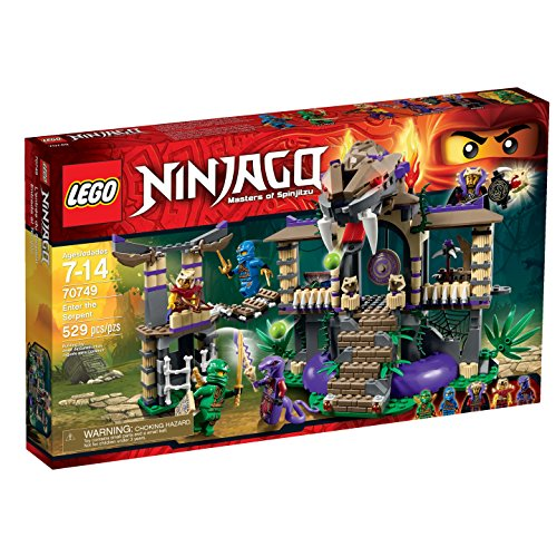 レゴ ニンジャゴー 6099866 LEGO 70749 Ninjago Enter The Serpentレゴ ニンジャゴー 6099866