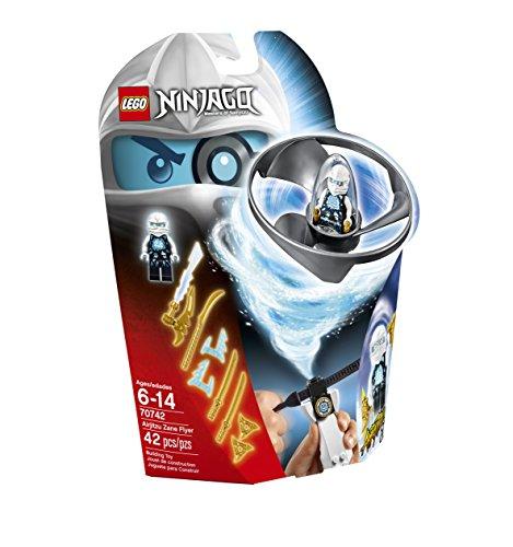 レゴ ニンジャゴー 6099852 LEGO Ninjago Airjitzu Zane Flyer 70742 Building Kitレゴ ニンジャゴー 6099852