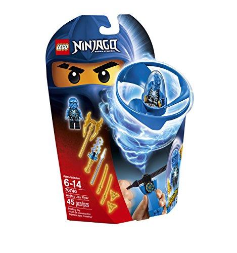 レゴ ニンジャゴー 6099848 【送料無料】Lego Ninjago Airjitzu Jay Flyer 70740 Building Kitレゴ ニンジャゴー 6099848