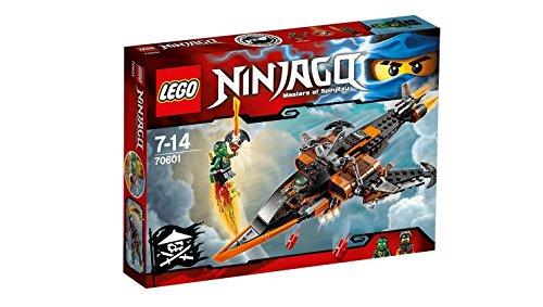 レゴ ニンジャゴー NA 【送料無料】LEGO Ninjago 70601 Sky Shark 221pcs Building Kitレゴ ニンジャゴー NA