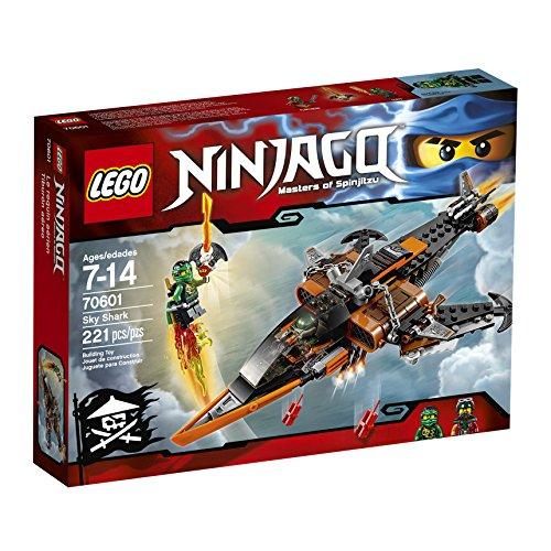 レゴ ニンジャゴー 6135783 LEGO Ninjago Sky Shark 70601レゴ ニンジャゴー 6135783